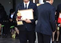 รูปภาพ : นว.โสตฯ วิทยบริการฯ รับรางวัลเชิดชูเกียรติ