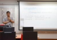 รูปภาพ : โครงการพัฒนาศักยภาพและเสริมสร้างทักษะด้าน ICT สำหรับ พนักงานในสถาบันอุดมศึกษา (รอบเดือนมกราคม ๒๕๖๐)