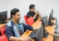 รูปภาพ : วิทยบริการฯ จัดสอบ ICT สำหรับพนักงานในสถาบันอุดมศึกษา รอบเดือนกุมภาพันธ์ ๒๕๖๐
