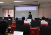 รูปภาพ : จัดสัมมนาและอบรมการใช้งานระบบสารสนเทศมหาวิทยาลัยฯ