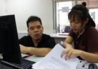 รูปภาพ : วิทยบริการฯ จัดสอบ ICT สำหรับพนักงานในสถาบันอุดมศึกษา รอบเดือนพฤษภาคม ๒๕๖๐