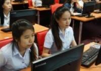 รูปภาพ : สวส. ร่วมกับ หลักสูตรภาษาอังกฤษธุรกิจ จัดโครงการฝึกอบรมเชิงปฏิบัติการใช้งานโปรแกรมสำนักงานฯ
