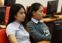 Image : สวส. ร่วมกับ หลักสูตรภาษาอังกฤษธุรกิจ จัดโครงการฝึกอบรมเชิงปฏิบัติการใช้งานโปรแกรมสำนักงานฯ