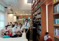 รูปภาพ : ห้องสมุด
