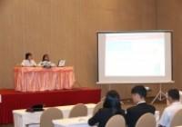 รูปภาพ : นำเสนอบทความ 4th CRCI (ภาคบรรยาย)