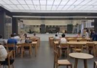 รูปภาพ : ห้องสมุด มทร.ล้านนา ศึกษาดูงานห้องสมุดศูนย์สร้างสรรค์งานออกแบบ (TCDC)