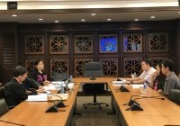 รูปภาพ : การตรวจประเมินคุณภาพการศึกษาภายใน สำนักงานอธิการบดี ปีงบประมาณ 2560 (7-8 พ.ย. 60)