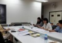 รูปภาพ : ตรวจประเมินคุณภาพการศึกษาภายใน สถาบันวิจัยและพัฒนา (14-15 พ.ย. 60)