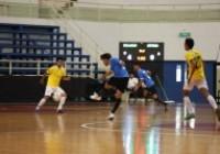 รูปภาพ : การแข่งขันฟุตซอล ชาย รอบแรก มทร.พระนคร-มทร.ศรีวิชัย