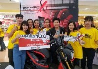 รูปภาพ : โครงการประกวดแผนการตลาด Honda marketing plan contest 10.0 ได้ประกาศผลการแข่งขันระดับภาคเหนือ