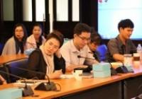 รูปภาพ : ผู้บริหาร TNN24 ร่วมแชร์ประสบการณ์งานสื่อสารมวลชน