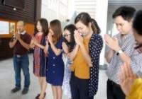 รูปภาพ : พิธีดำหัวผู้ชำนาญการ ด้านงานกิจการนักศึกษา ของกองพัฒนานักศึกษา มหาวิทยาลัยเทคโนโลยีราชมงคลล้านนา ประจำปี 2561