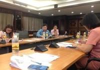 รูปภาพ : การประชุมเตรียมงานครั้งที่ 1  การประชุมวิชาการนานาชาติ ICMAEE
