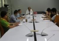 รูปภาพ : ประชุมเตรียมความพร้อม พิธีพระราชทานปริญญาบัรตร ประจำปีการศึกษา 2560