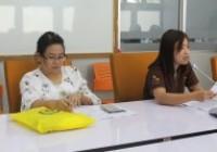 รูปภาพ : การประชุมผลการสำรวจภาวะการมีงานทำของบัณฑิต