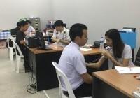 รูปภาพ : งานพยาบาลและส่งเสริมสุขภาพ จัดตรวจสุขภาพนักศึกษาใหม่ 2561