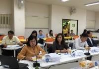 รูปภาพ : การตรวจประเมินคุณภาพการศึกษาภายใน ปีการศึกษา 2560 ระดับคณะ คณะบริหารธุรกิจและศิลปศาสตร์