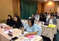 รูปภาพ : โครงการประชุมสัมมนาเสริมสร้างความรู้ความเข้าใจตัวบ่งชี้ประกันคุณภาพการศึกษา ระดับหน่วยงานสายสนับสนุน