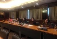 รูปภาพ : การประชุมเตรียมความพร้อมการจัดประชุมวิชาการวิจัยและนวัตกรรมสร้างสรรค์-CRCI2018