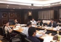 รูปภาพ : การประชุมเตรียมความพร้อมการจัดประชุม CRCI-2018 02.11.2561