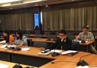 รูปภาพ : การประชุมคณะกรรมการพัฒนาระบบและกลไกการประกันฯ