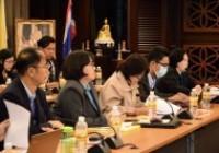 รูปภาพ : จัดการประชุมจัดทำแผนยุทธศาสตร์ และแผนปฏิบัติราชการ
