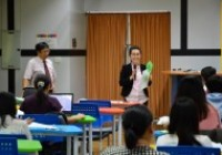 รูปภาพ : โครงการ KM การจัดการองค์ความรู้ด้านการเรียนการสอนและด้านการวิจัย สาขาวิทยาศาสตร์ (เชียงใหม่)