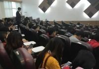 รูปภาพ : นักศึกษา มทร.ล้านนนา เชียงราย รับฟังการบรรยายเรื่องเขียนเรซูเม่อย่างไรให้ได้งาน