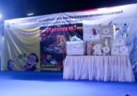 รูปภาพ : กิจกรรมงานตากสินมหาราชานุสรณ์ ณ บูธ มทร.ล้านนา ตาก โดยคณะศิลปกรรมฯ