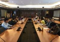 รูปภาพ : ประชุมติดตามผลการดำเนินงาน (คณะ,พื้นที่)