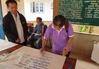 รูปภาพ : โครงการการพัฒนาหมู่บ้าน OTOP เพื่อการท่องเที่ยวบ้านแม่สาบ อำเภอสะเมิง จังหวัดเชียงใหม่