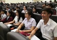 รูปภาพ : โครงการเตรียมความพร้อมเพื่อการศึกษาต่อและการทำงาน13มี.ค.62