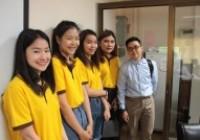 รูปภาพ : ต้อนรับคณะนักศึกษาดูงาน จากวิทยาลัยนานาชาติ แขวงอุดมไซ สปป.ลาว