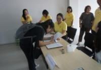 รูปภาพ : โครงการประชุมสัมมนาเชิงปฏิบัติการการจัดทำรายงานผลการดำเนินงานของหลักสูตร (มคอ.7) ประจำปีการศึกษา 2561