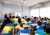 รูปภาพ : โครงการพัฒนาบุคลากรสายวิชาการเพื่อเพิ่มศักยภาพเชิงวิชาการและวิชาชีพ (ด้านภาษาอังกฤษ)