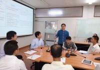 รูปภาพ : สอบสัมภาษณ์ นักศึกษา ป โท 2562