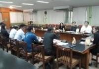 รูปภาพ : เข้าร่วมประชุมกับศูนย์ส่งเสริมอุตสาหกรรมภาคที่ 1