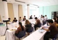 รูปภาพ : 19 มิ.ย.62:สถช.จัดการประชุมกองบรรณาธิการวารสารวิชาการรับใช้สังคม มทร.ล้านนา