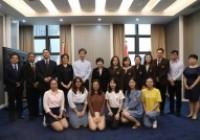 รูปภาพ : โครงการพัฒนาความร่วมมือทางวิชาการร่วมกับ Chongqing Technology and Business University (CTBU) และ Chongqing University of Technology (CQUT) สาธารณรัฐประชาชนจีน