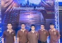 """รูปภาพ : บุคลากร วิทยบริการฯ ร่วมงานสัมมนาฯ """"Digital Mixer and Recording Training"""""""