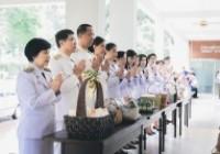 รูปภาพ : วิทยบริการฯ ร่วมกิจกรรมเฉลิมพระเกียรติ เนื่องในวันเฉลิมพระชนมพรรษา พระบาทสมเด็จพระเจ้าอยู่หัว ๖๗ พรรษา