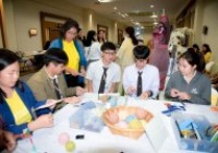 รูปภาพ : มทร.ล้านนา ลำปาง  เข้าร่วมประชุมวิชาการระดับชาติและนานาชาติ พร้อมนำเสนอผลงานวิจัย2426กค62