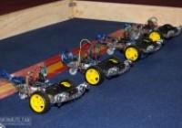 รูปภาพ : RMUTL-STEAM3 การสร้างระบบควบคุมหุ่นยนต์ด้วยเทคโนโลยีอิเล็กทรอนิกส์ โรงเรียนเครือข่ายเก่า