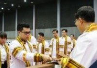 รูปภาพ : มทร.ล้านนา (เชียงใหม่) จัดซ้อมพิธีพระราชทานปริญญาบัตร ประจำปีการศึกษา 2561