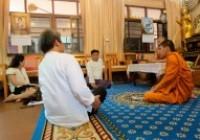 รูปภาพ : ศูนย์วัฒนธรรมศึกษา เข้าร่วมประชุมกับพระสงฆ์วัดช่างเคี่ยน เพื่อหารือเตรียมงานกฐิน มทร.ล้านนา ประจำปี พ.ศ.2562
