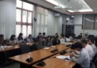 รูปภาพ : สวพ.ประชุมชี้แจงการจัดทำข้อเสนอโครงการวิจัยปี 2564