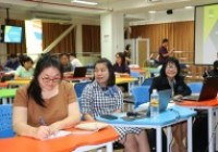 Image : กลุ่มวิชาศึกษาทั่วไป ระดมความคิดปรับปรุงหลักสูตรวิชาศึกษาทั่วไป