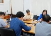 รูปภาพ : ประชุมเตรียมงานยี่เป็ง(กระทง) 2562 ครั้งที่ 2