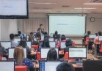 Image : ห้องสมุด วิทยบริการฯ จัดฝึกอบรมการใช้งานฐานข้อมูลอิเล็กทรอนิกส์ Turnitin