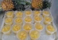 รูปภาพ : มทร.ล้านนา ลำปาง เป็นวิทยากรอบรม แปรรูปสับปะรด 3 กย62